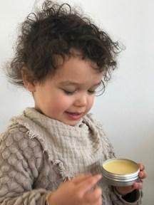 Haarwachs Rezept mit gutem Honig Rezept auf www.elfenkindberlin.de