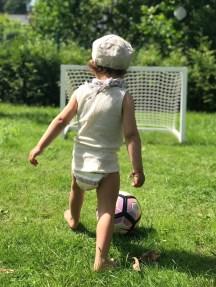 Ein Fussballtor bauen aus Holzleisten ist zum einen echt einfach und zum anderen geht es wirklich schnell . Hier findet ihr eine einfache Anleitung um ein Fussballtor noch mehr schöne Anleitungen gibt es auf ihr auf www.elfenkindberlin.de