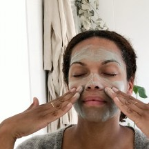 Pollution Linie Detox Maske