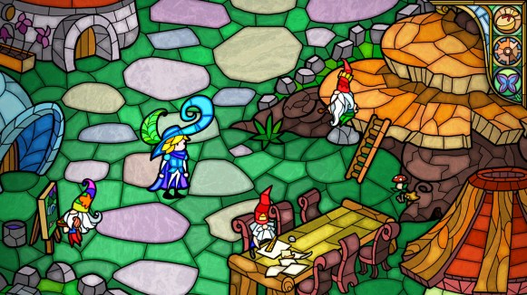 Gnome's village