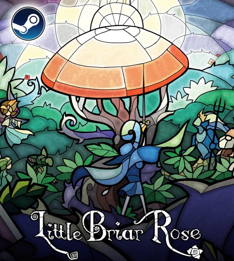 little briar rose steam