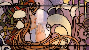 art nouveau adventure game