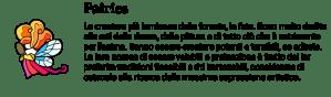 Descrizione cultura delle fate dall'avventura grafica a vetrate Little Briar Rose