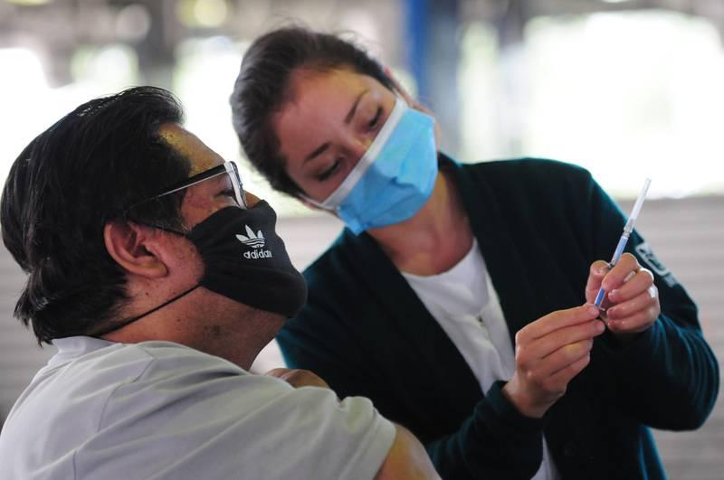 México supera las 34 millones de dosis de vacuna COVID aplicadas – El Financiero
