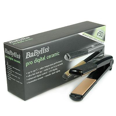Babyliss 2075BU Straightener ELF International Ltd
