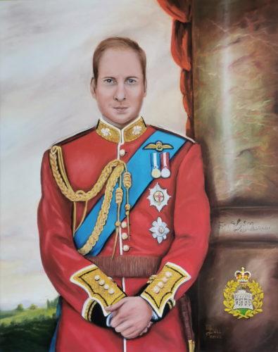 Herzog William, Duke of Cambridge nach Franz Xaver Winterhalter