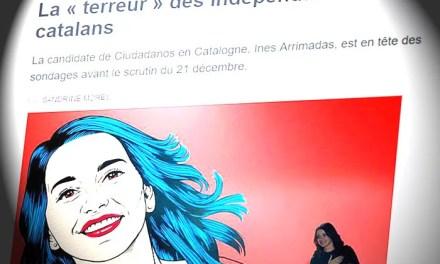 La familia de Ines Arrimadas es Franquista. MENTIRA