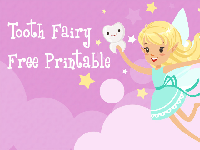 Tooth Fairy Letter Free Printable Elfster