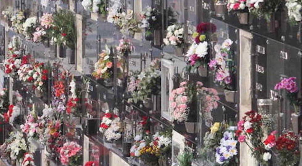 cementerio Ponferrada dia de difuntos /