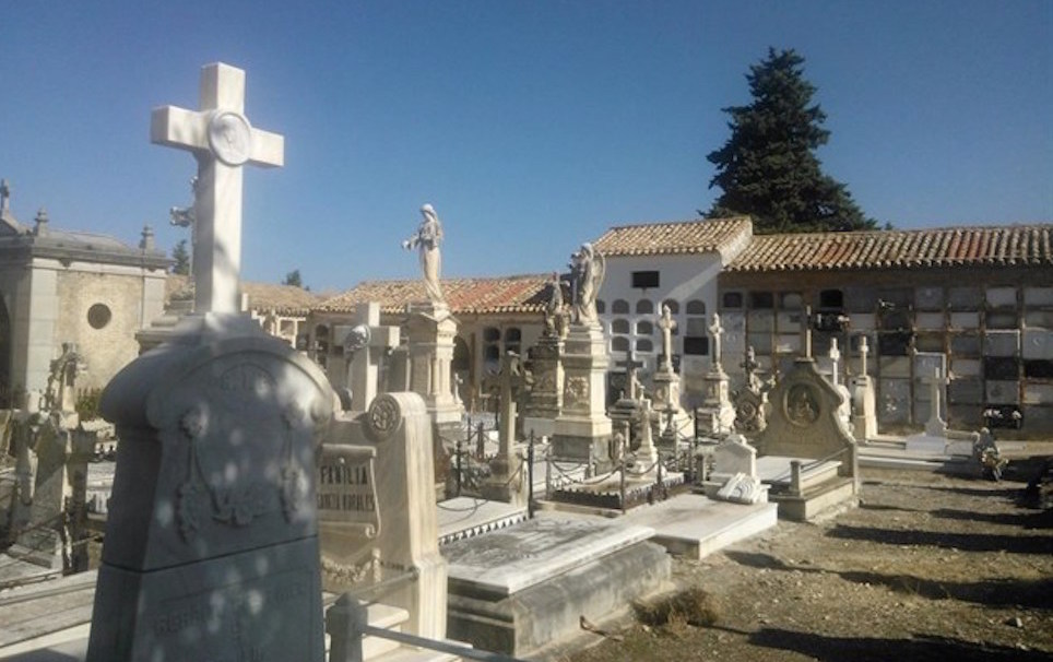 Cementerio de San Eufrasio, Jaen