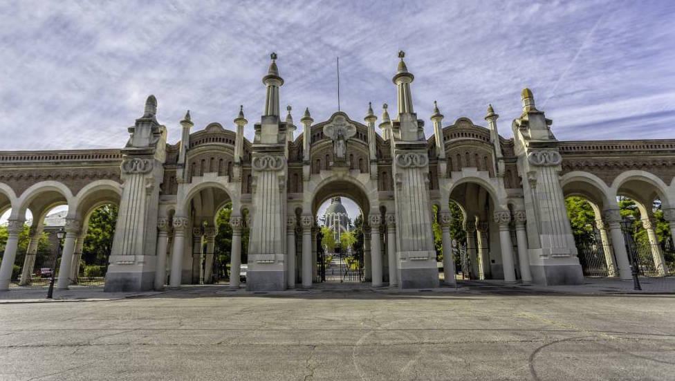 Portico de La Almudena