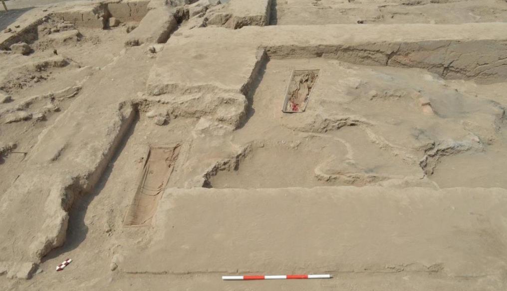 Cementerio chino hallado en Peru