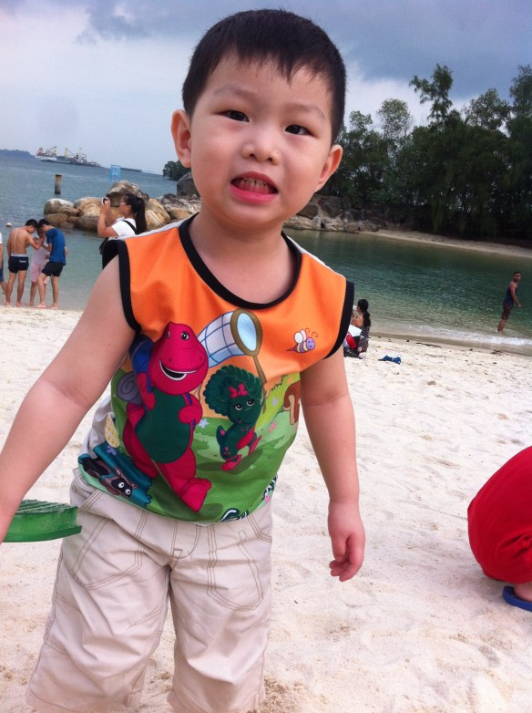 siloso beach gar