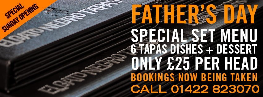 Father's Day at El Gato Negro Tapas