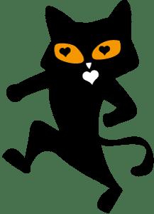 El Gato Valentines cat