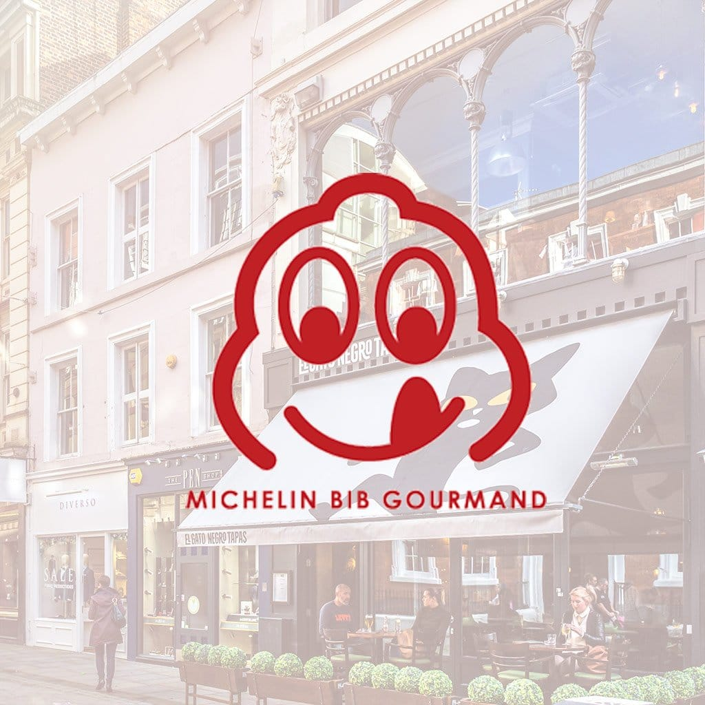 El Gato Negro awarded a prestigious Bib Gourmand by Michelin Guides