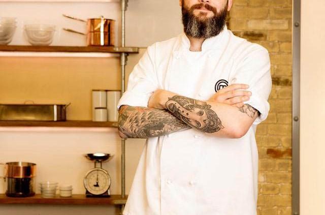Chef Matt Healy
