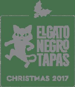 Xmas El Gato Negro graphic