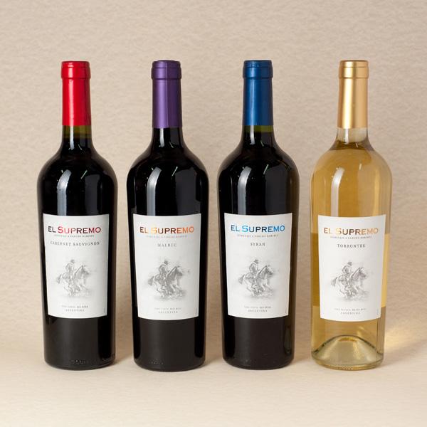 """Vini argentini """"El Supremo"""""""