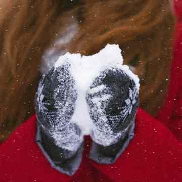 ¡Cómo hacer la bola de nieve perfecta!