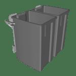 Epoq Affaldsspande E11000500307 Kokkenindretning Elgiganten