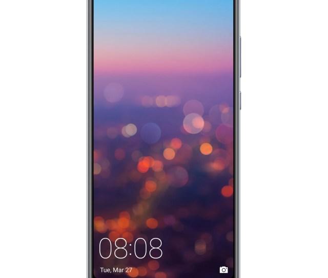 Huawei P Gb Smartphone Svart