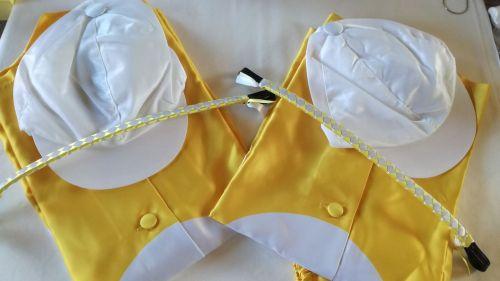 casaque galop imprimée légère