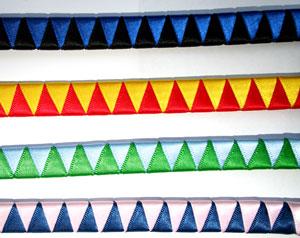 Frontal satin ou velours en 2 ou 3 couleurs