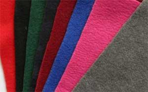 fleece exercise sheet colours