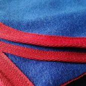 couvre reins laine caban