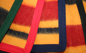 couvre reins newmarket laine
