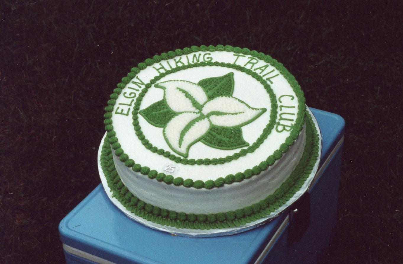 Awesome cake.