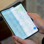 Así funciona el Galaxy Fold, el móvil desplegable de Samsung (+Video)