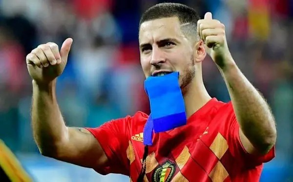 Real Madrid en busca de Hazard