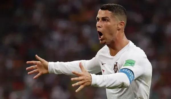Sustituto de Cristiano Ronaldo