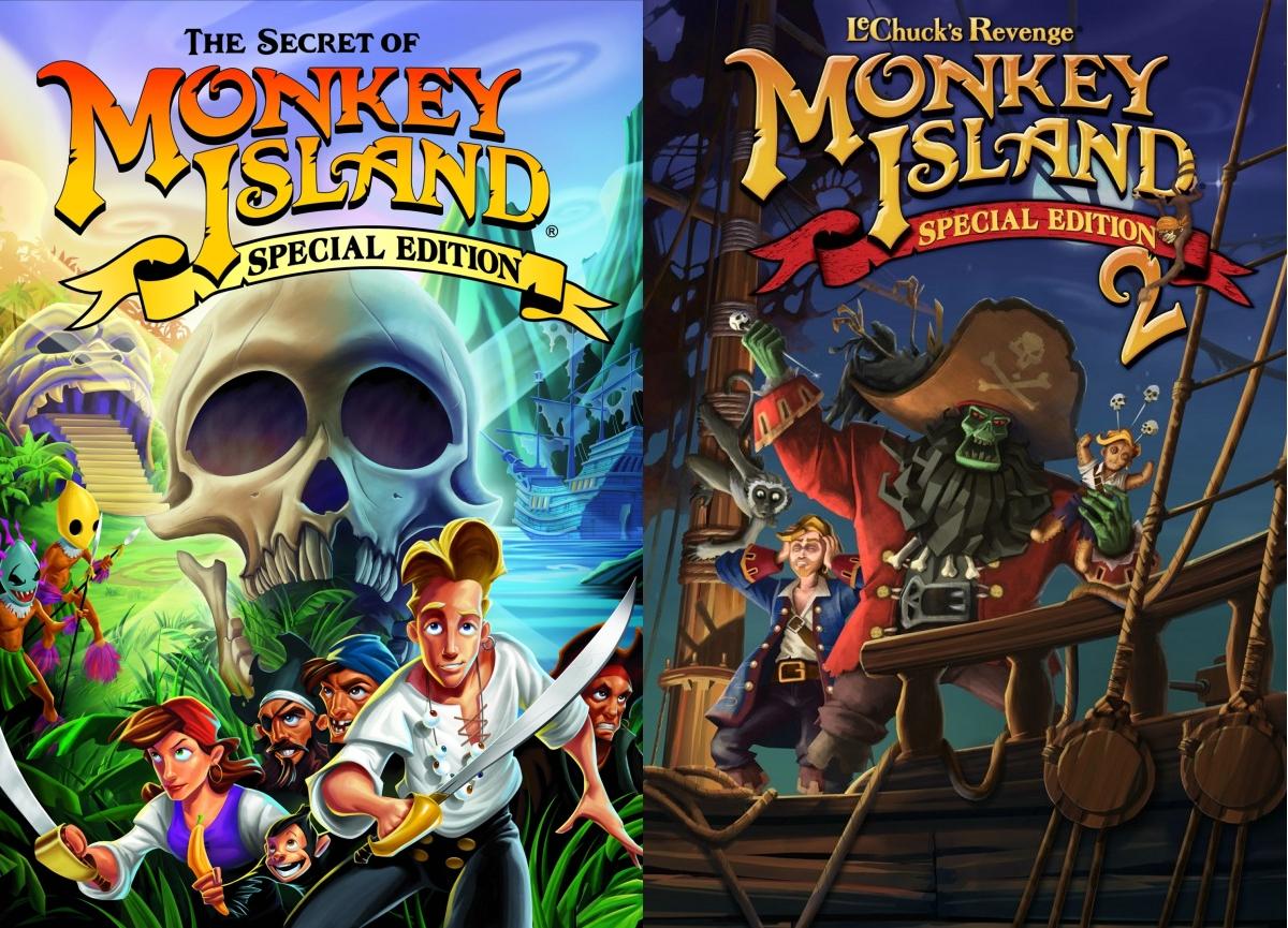 """Monkey Island"" o la primera vez"