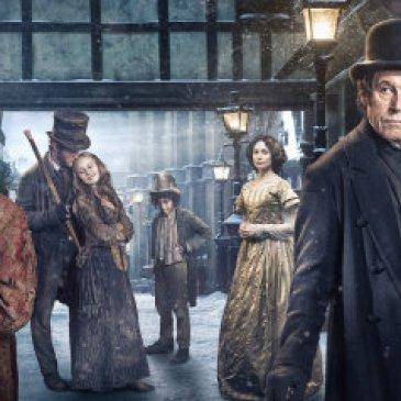 Dickensian: en fechas en las que no puede faltar una historia de Dickens