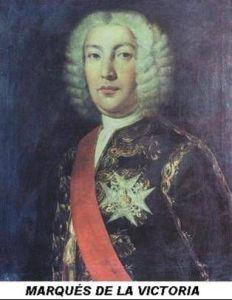Marqués de la Victoria. Remitido por los autores.