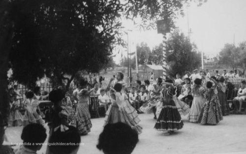 1953 Feria en el Parque