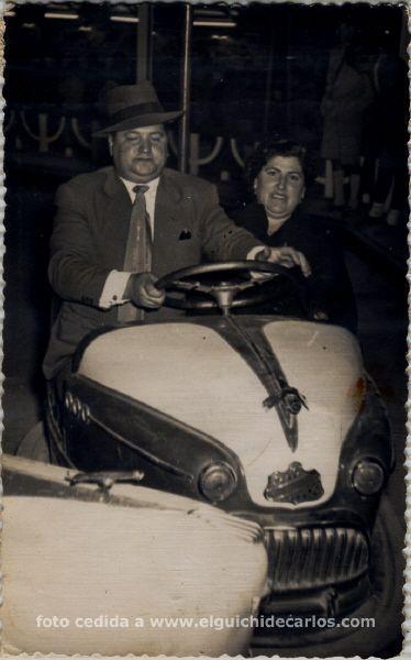 Juan Martin y Felisa Rivas Juanito el de la Argentina.