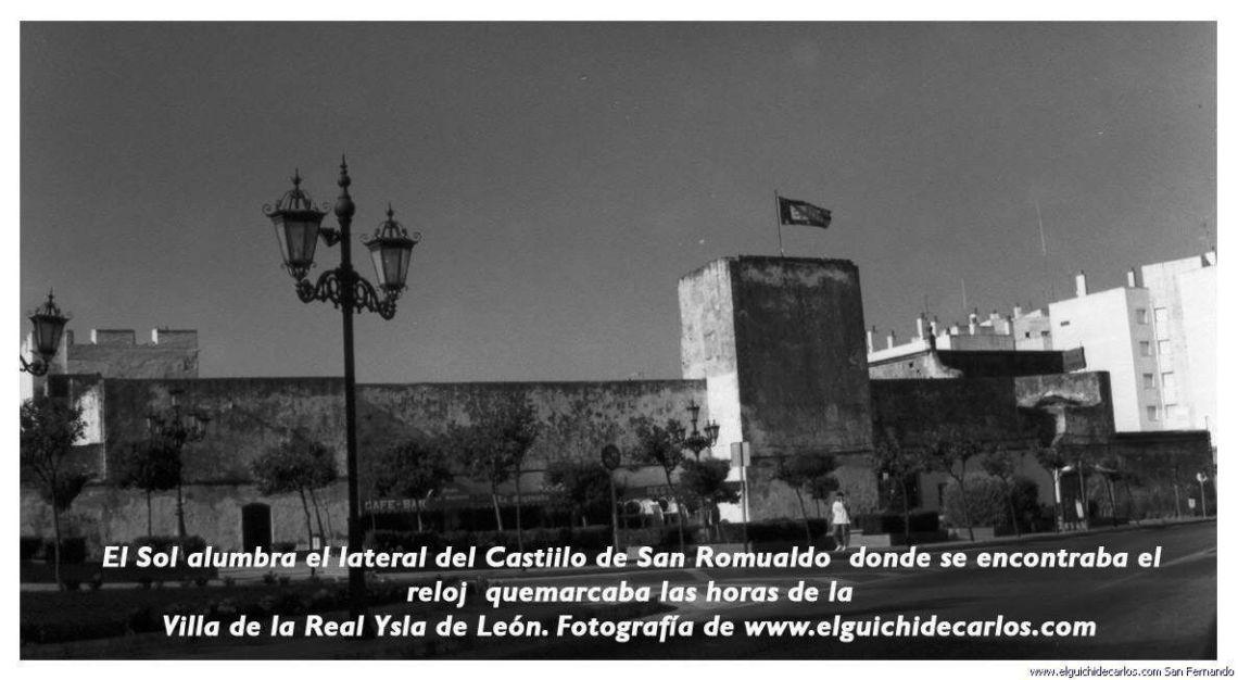 Reloj Solar del Castillo San Romualdo