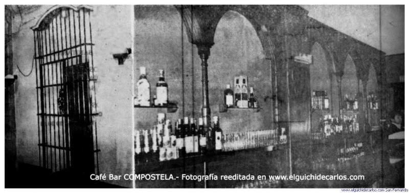 Interior Bar Compostela