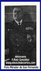 Almirante D. Faustino Ruíz González