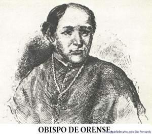 Obispo de Orense.