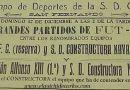 1926 – S. D. Constructora Naval