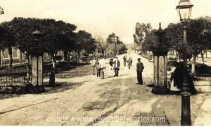 La Glorieta. San Fernando