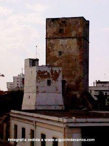 Torre Alta y Torre Chica