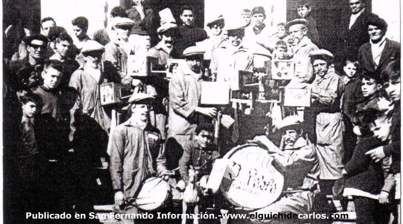 1963 Los retratistas al minuto.