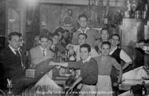 Bar San Diego década de los sesenta