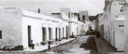Calle San Esteban, San Fernando